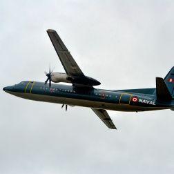 Adquiridos en el 2010 por la Fuerza de Aviación Naval.