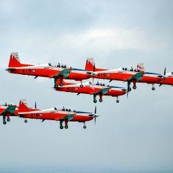 Los aviones de entrenamiento de la FAP, diseñados en Corea del Sur y ensamblados en el Perú.