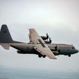 Parte del Grupo Aéreo N°8, son parte de la flota de transporte de la FAP.