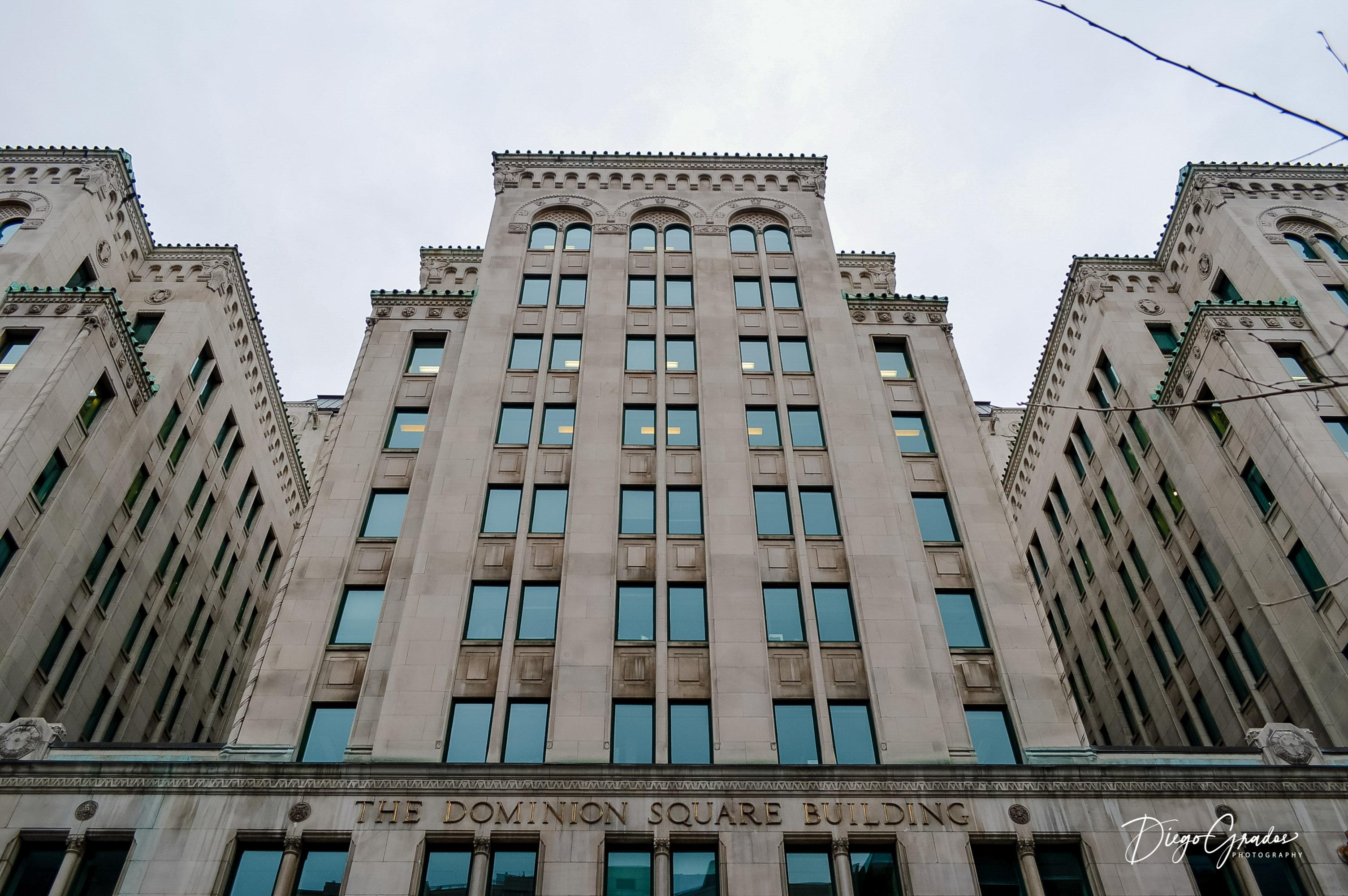 The Dominion Square Building