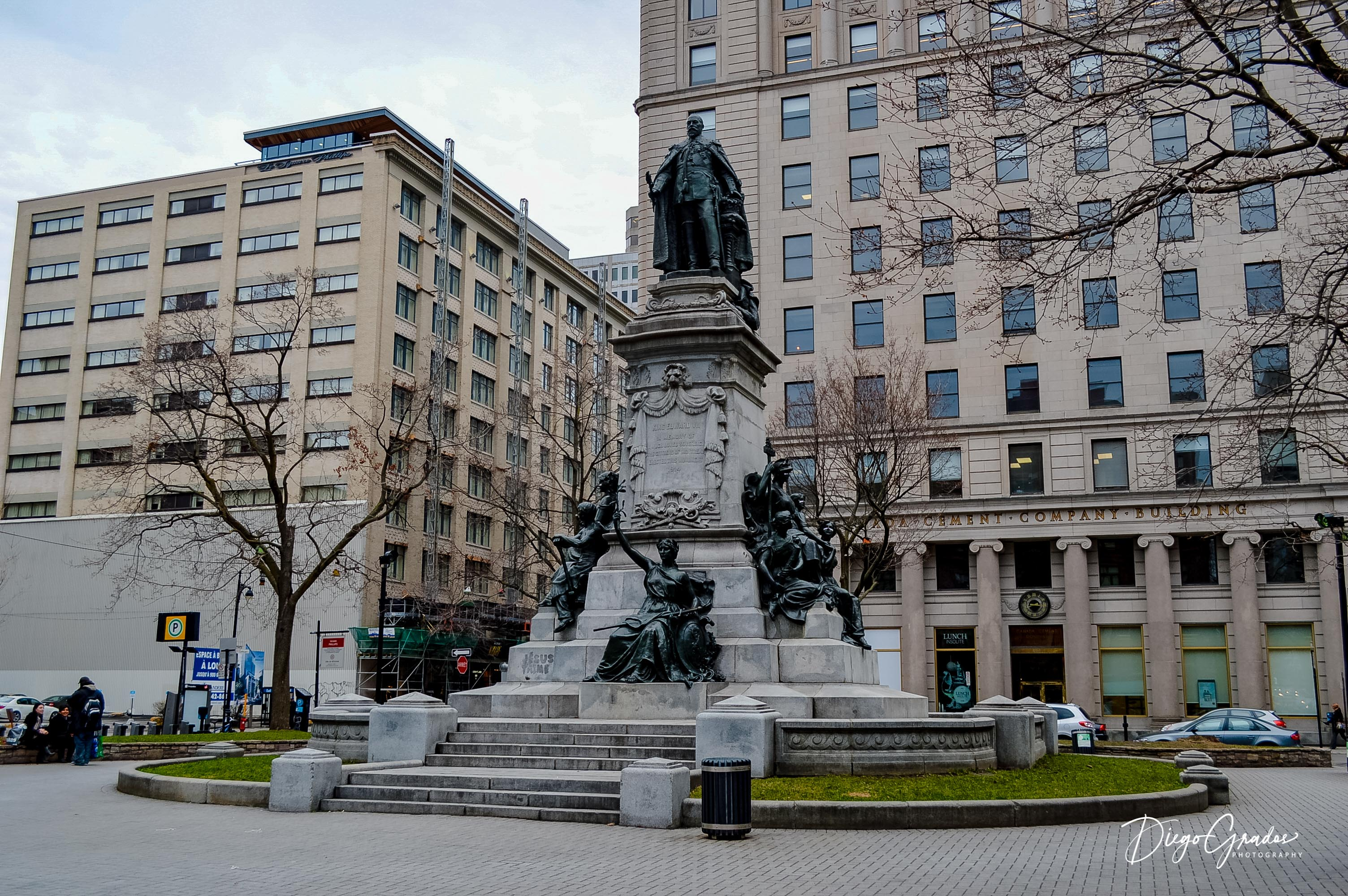 Phillips Square Montreal