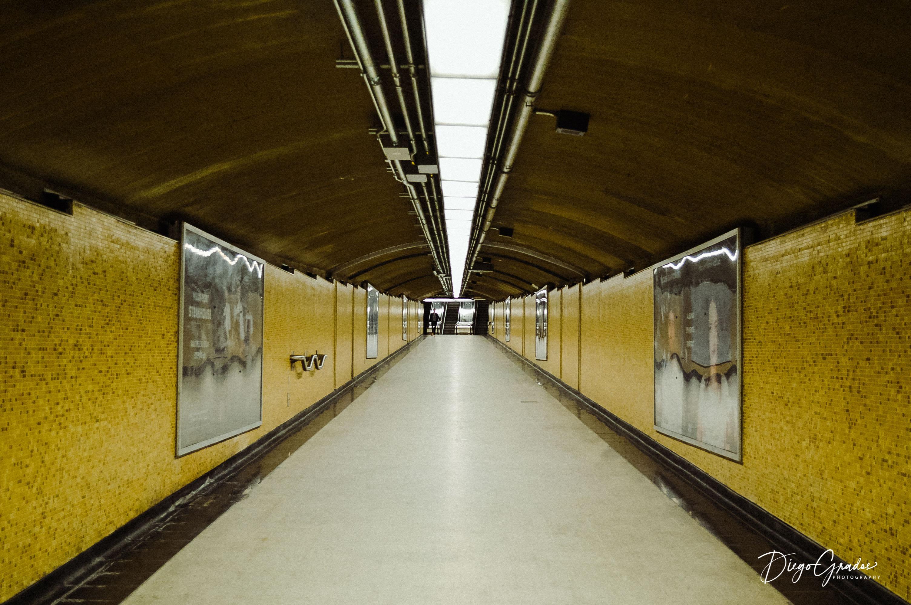 La ville souterraine