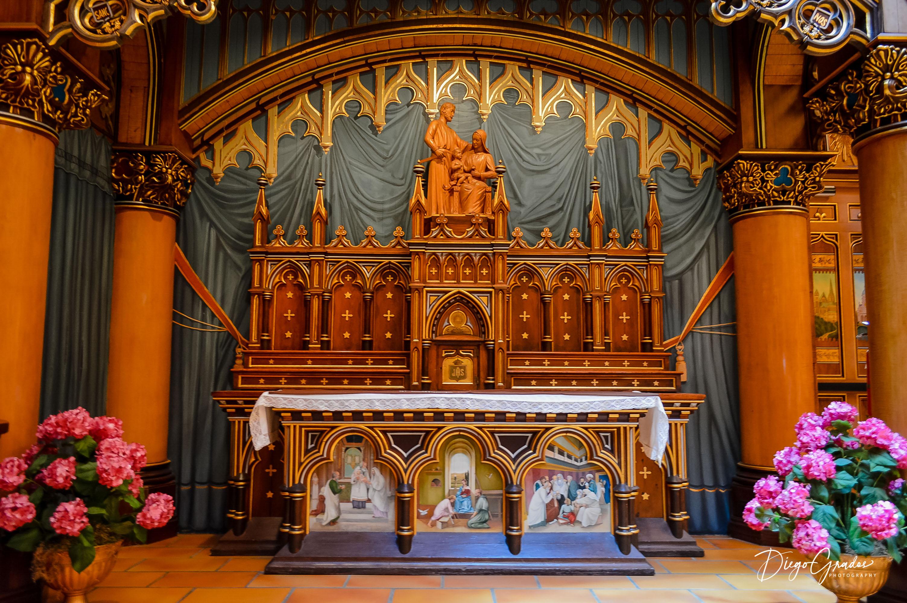 Notre-Dame du Sacré-Cœur