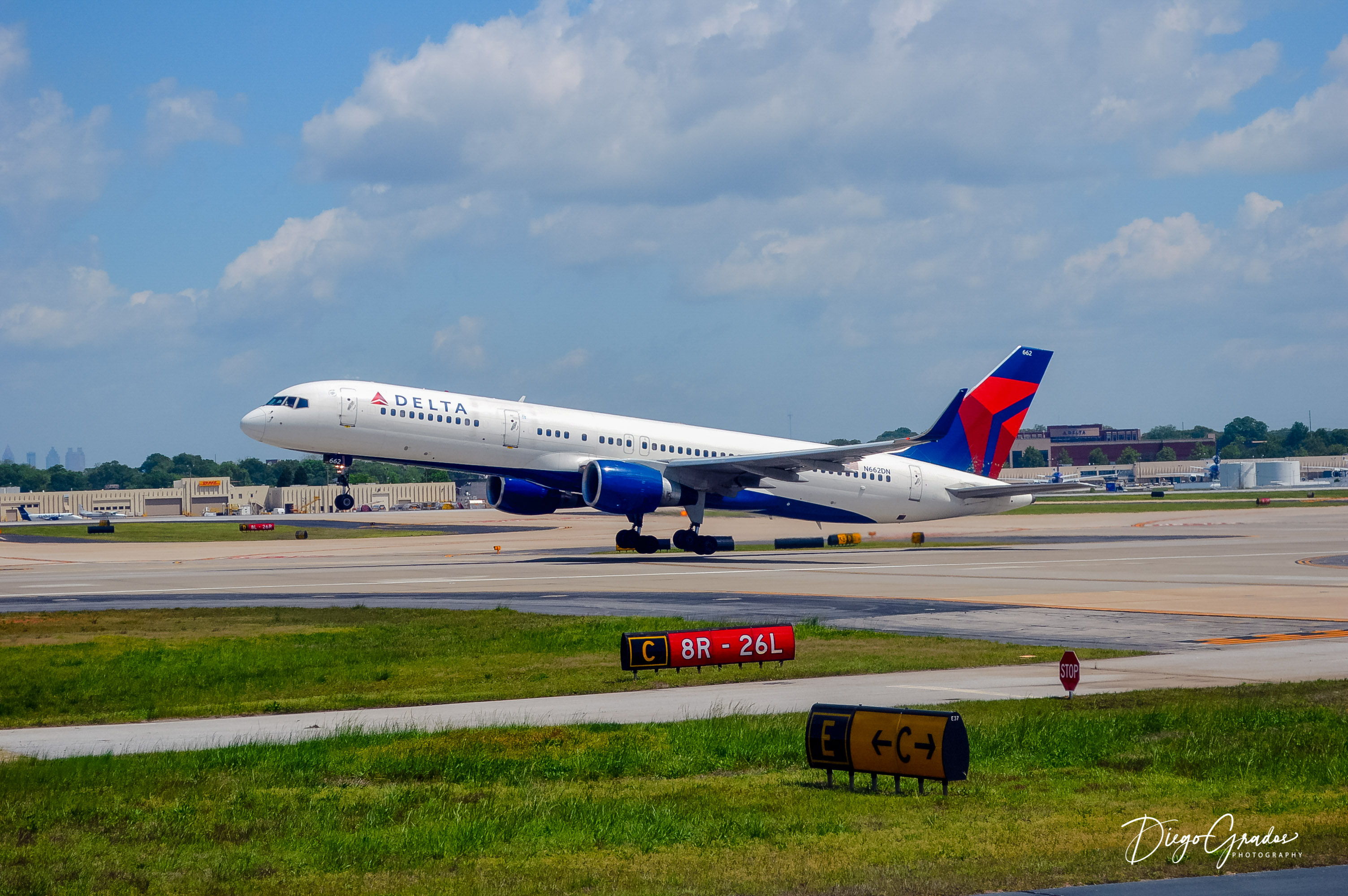 B757 Delta Airlines
