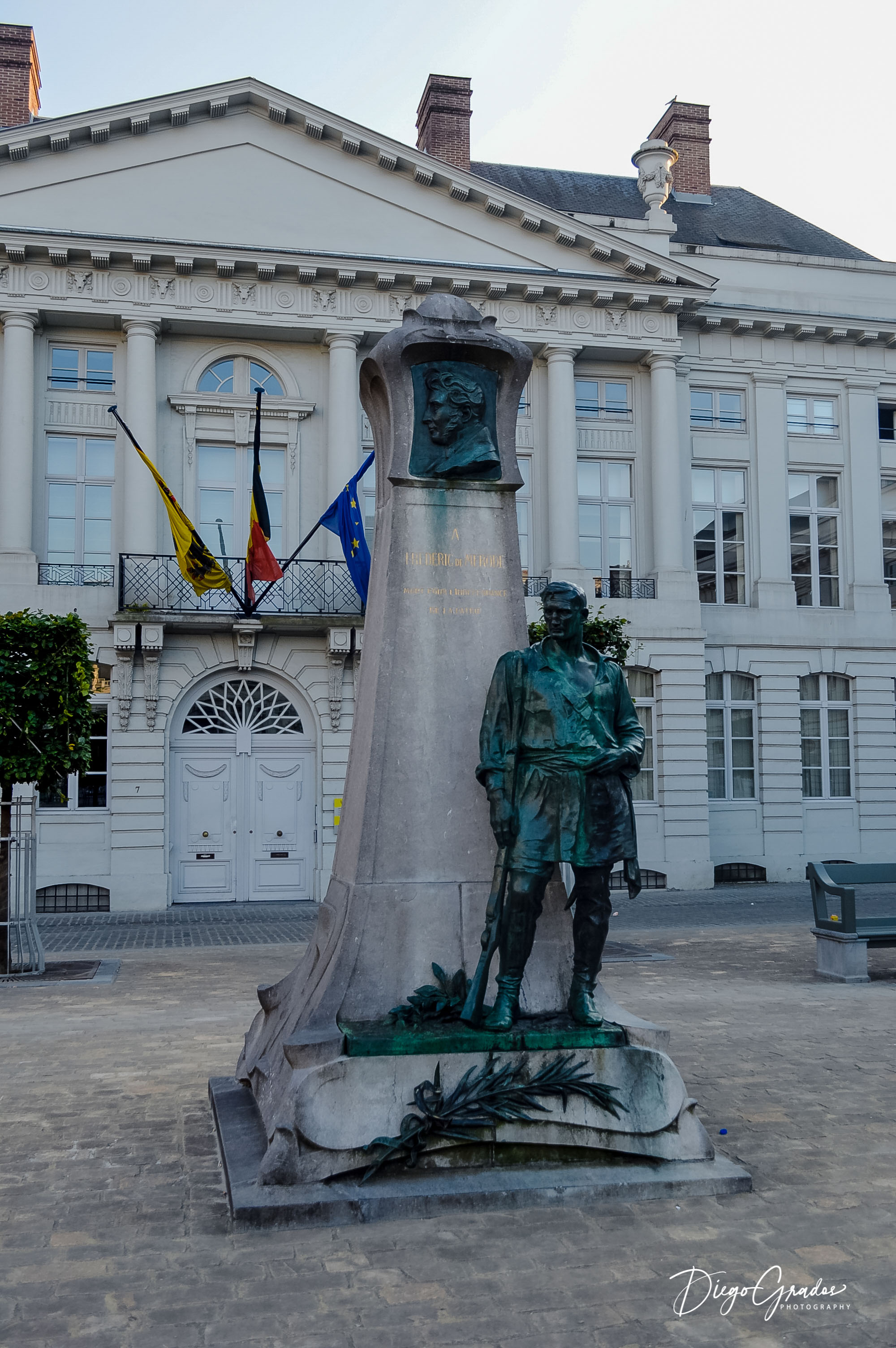 Comte Frédéric de Merode
