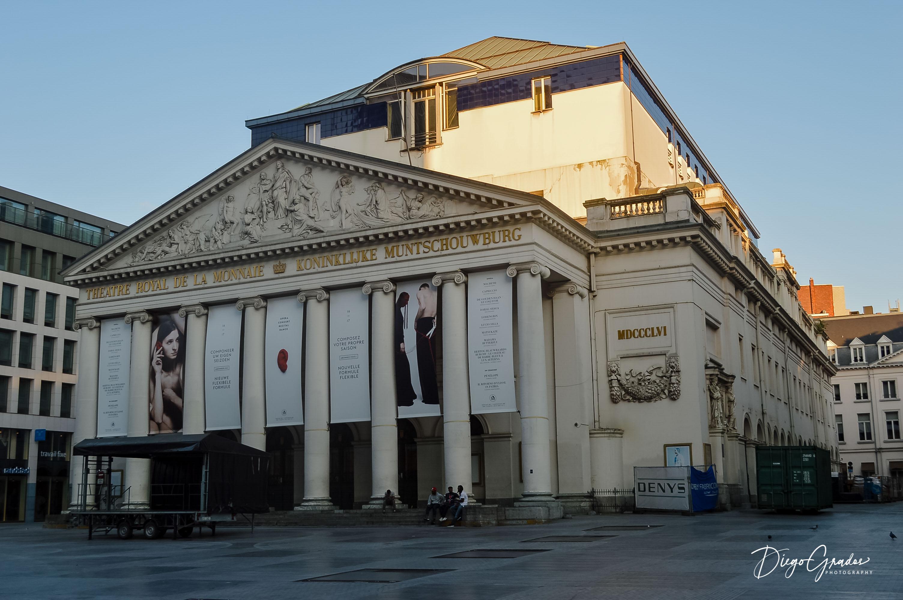 Théâtre Royal de la Monnaie
