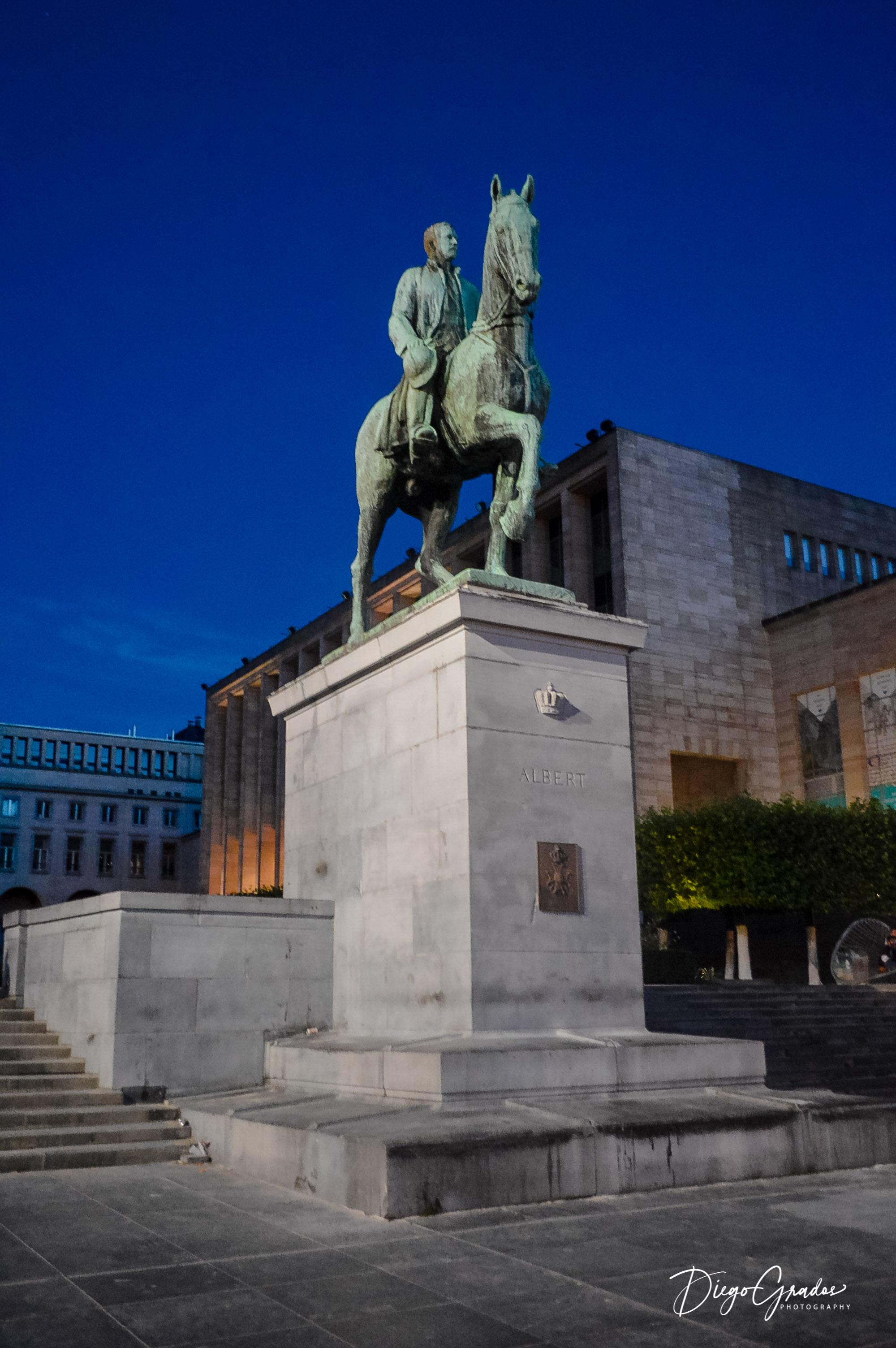 Rey Alberto I de Bélgica