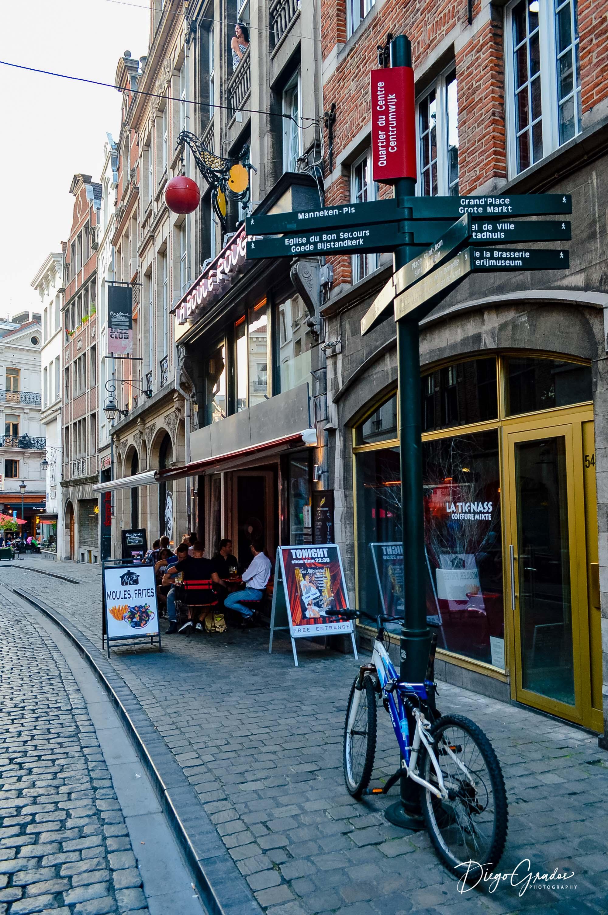 Vieux Bruxelles