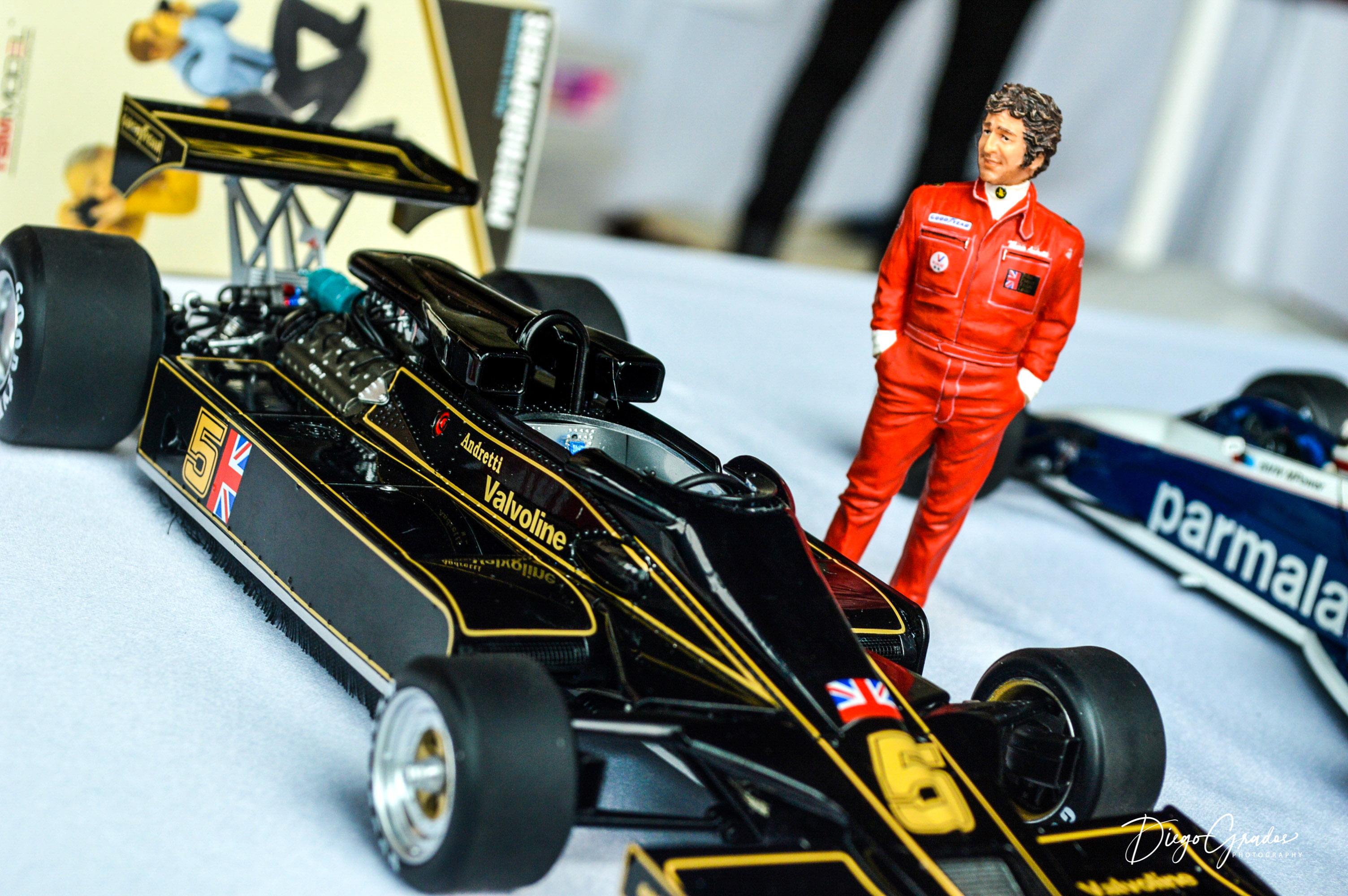 Mario Andretti Lotus 78