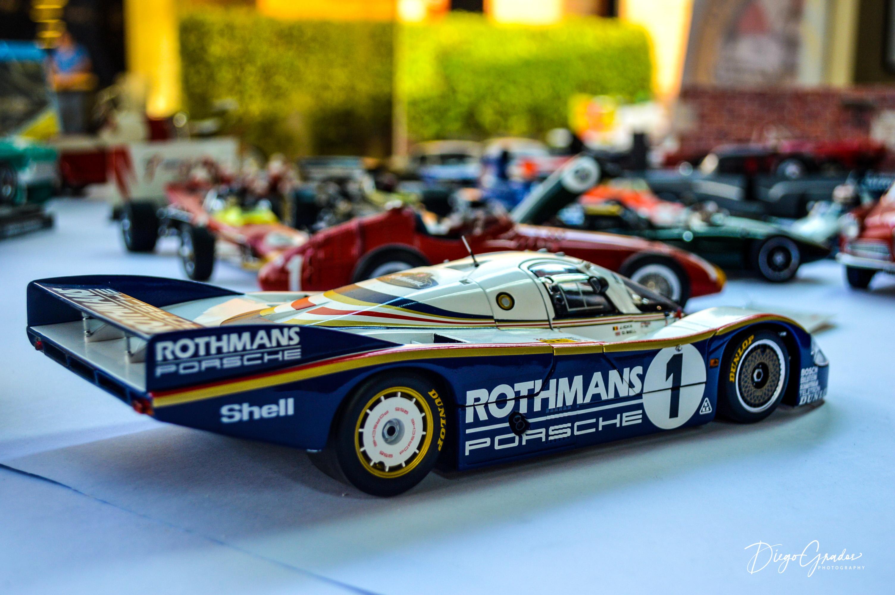 Porsche 956 Minichamps