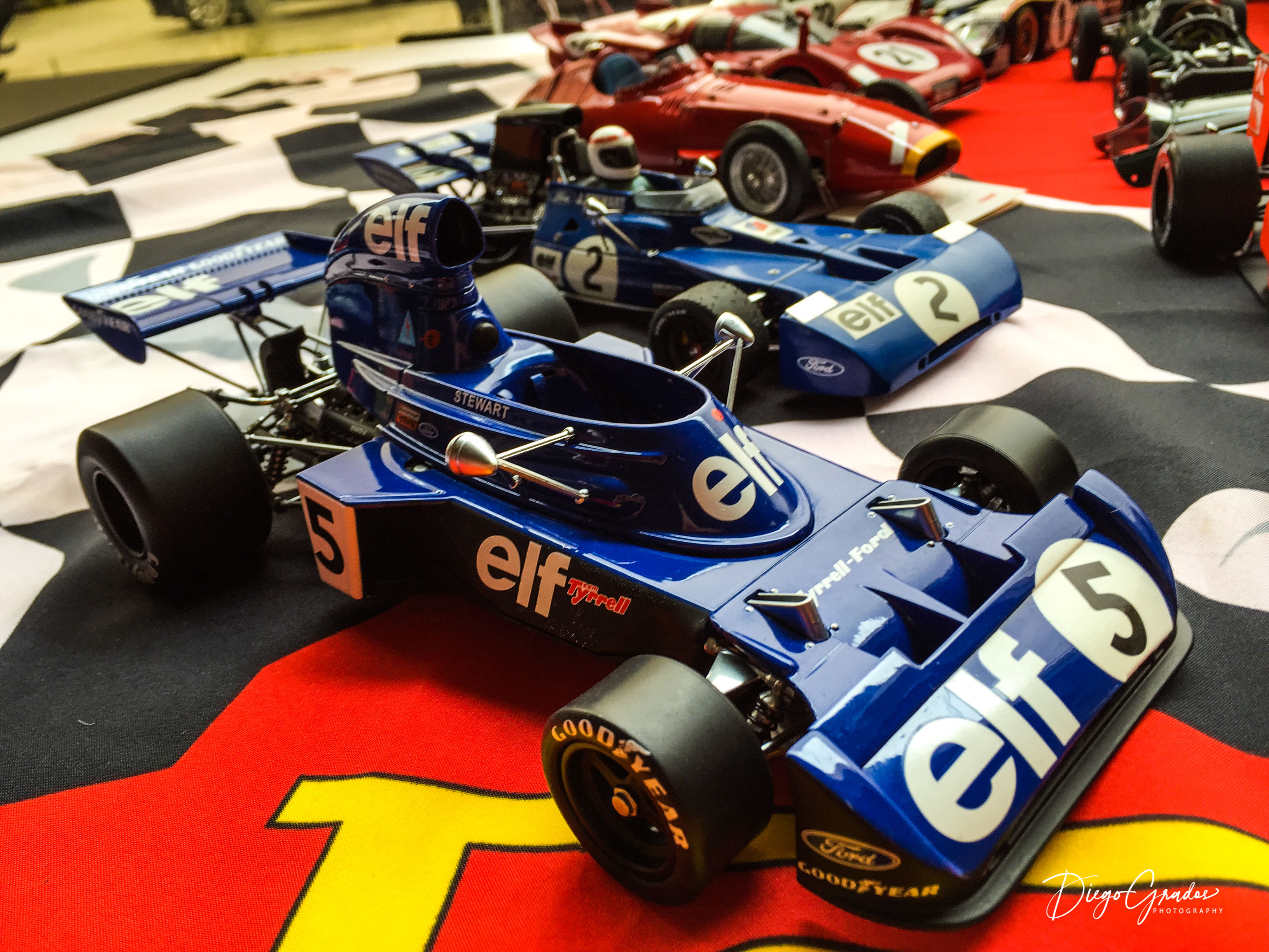 Tyrrell 005 Ford