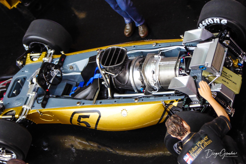Lotus 56B Pratt & Whitney