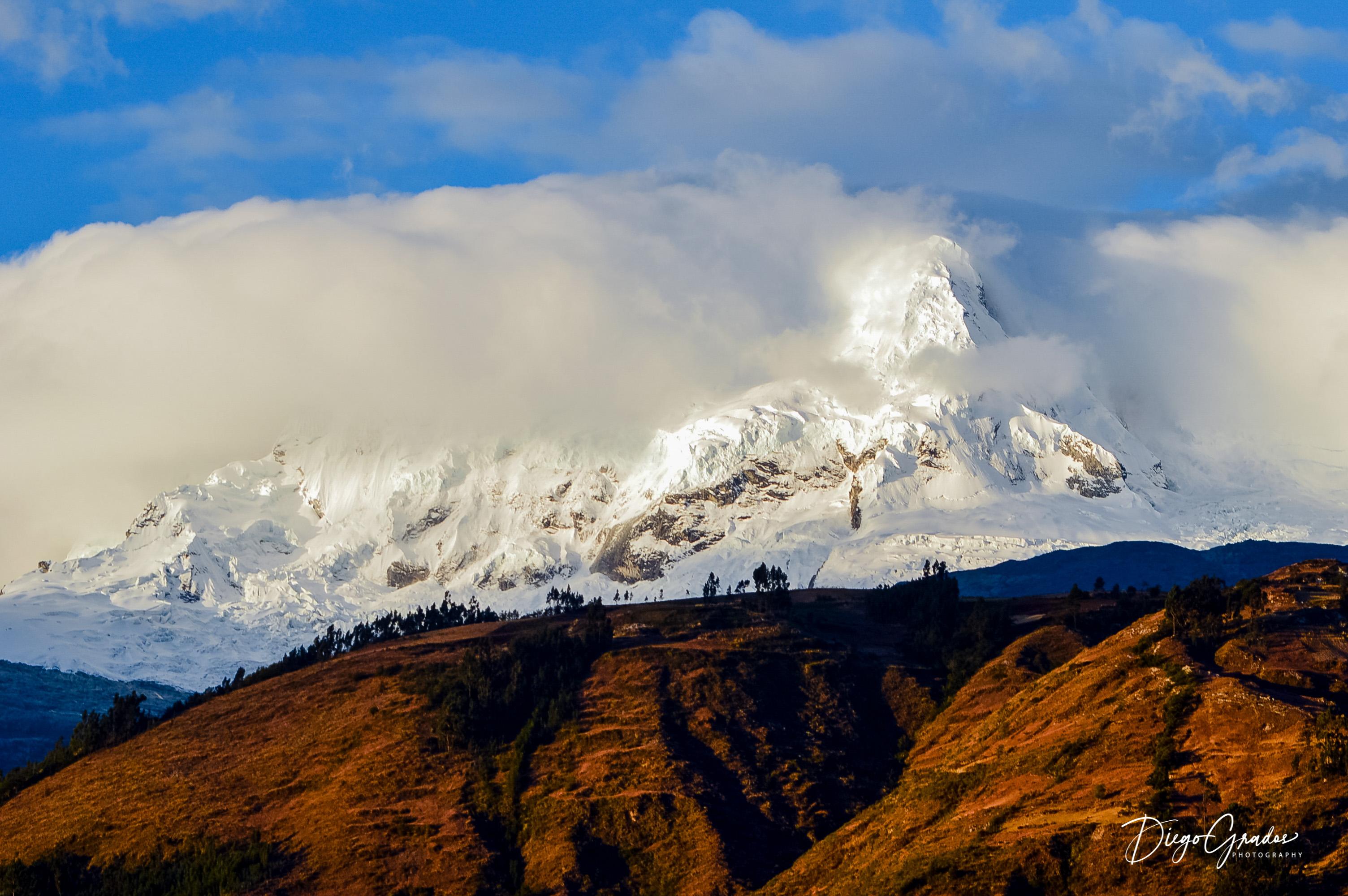 Nevado Hualcán