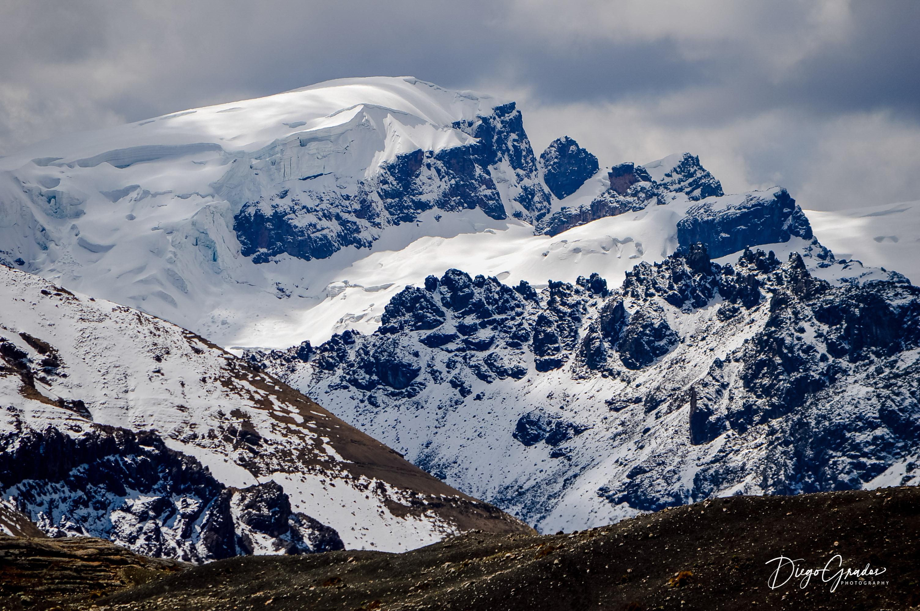 Nevado Huarapasca