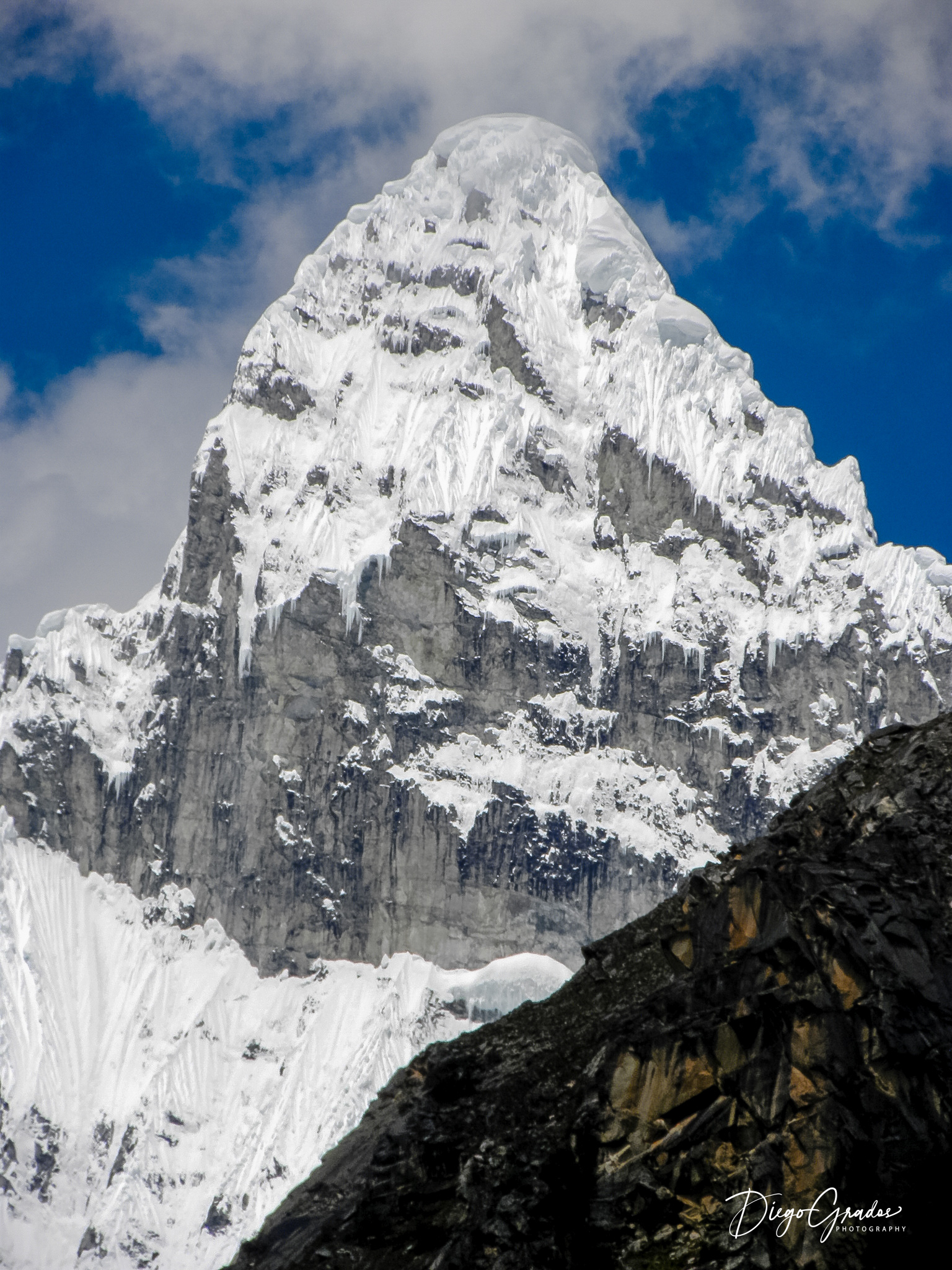 Nevado Chacraraju