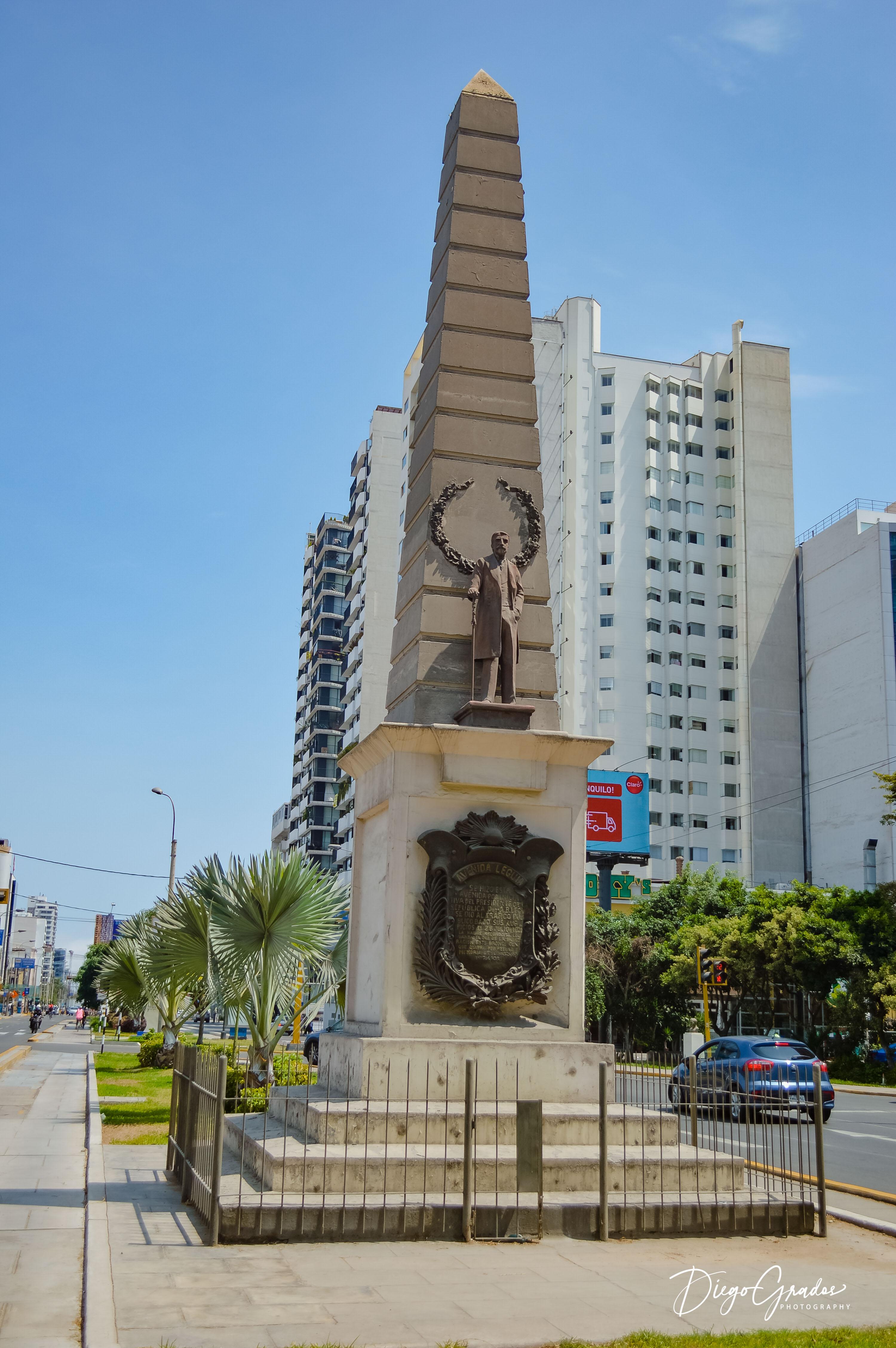 Monumento a Leguía