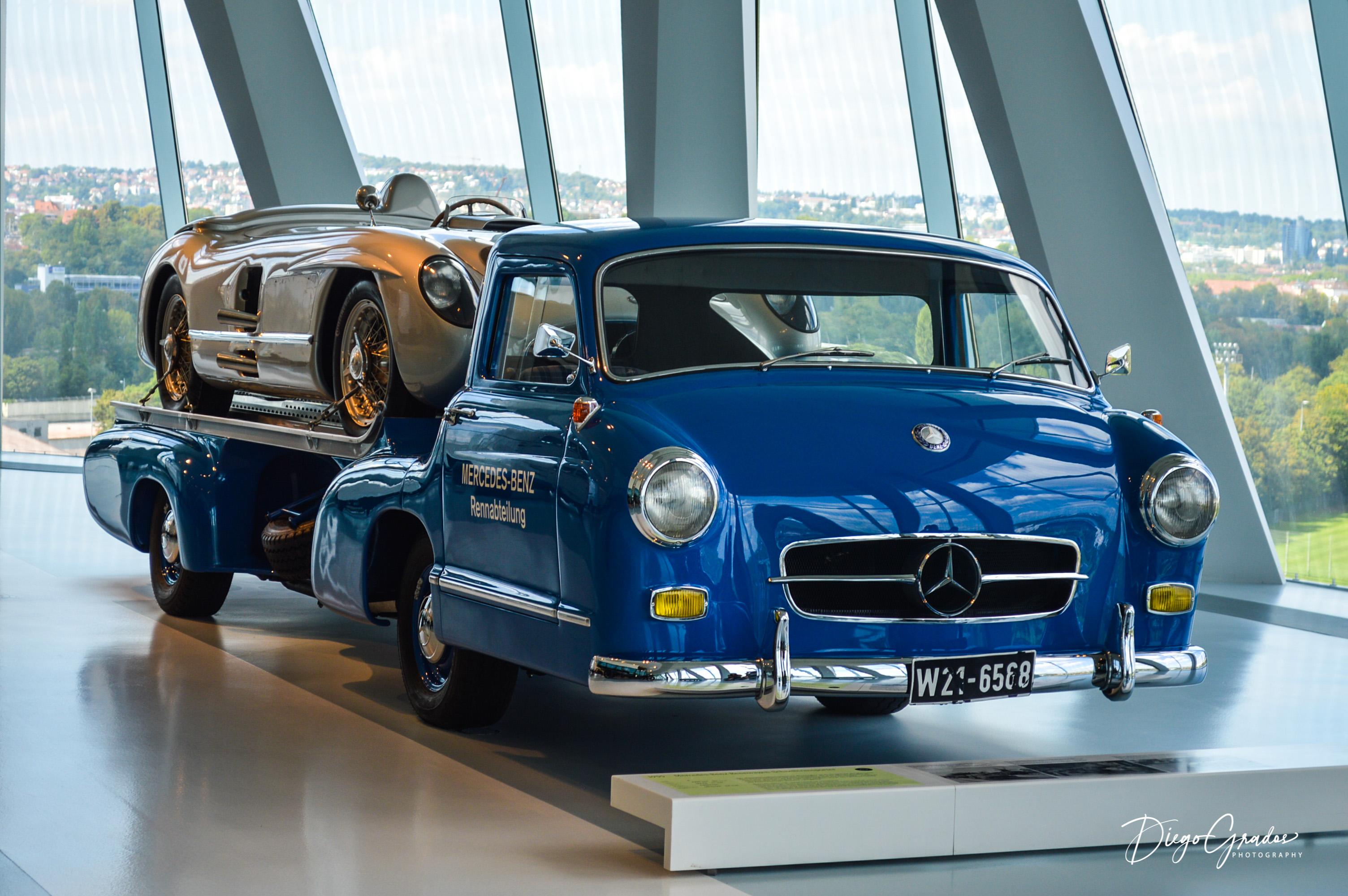 Transportador Mercedes