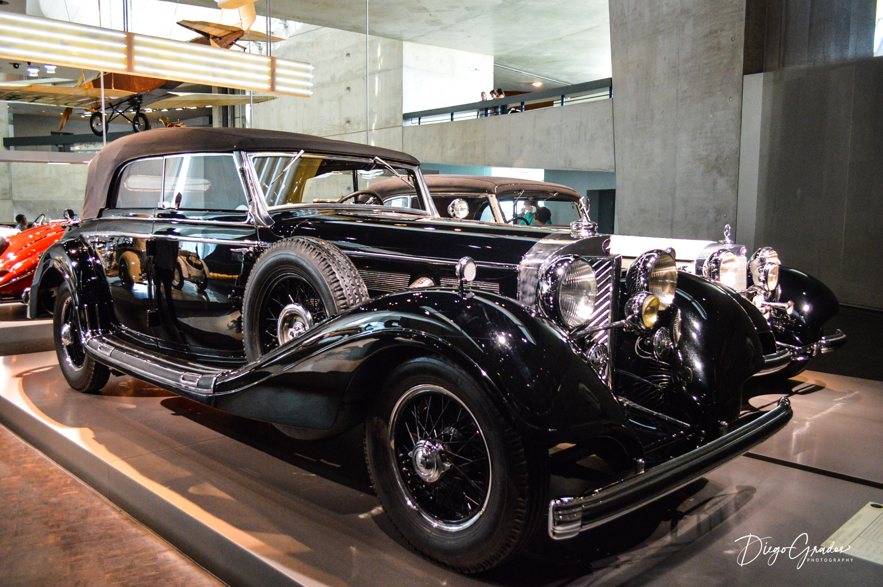Mercedes-Benz 770 Kompressor Cabriolet