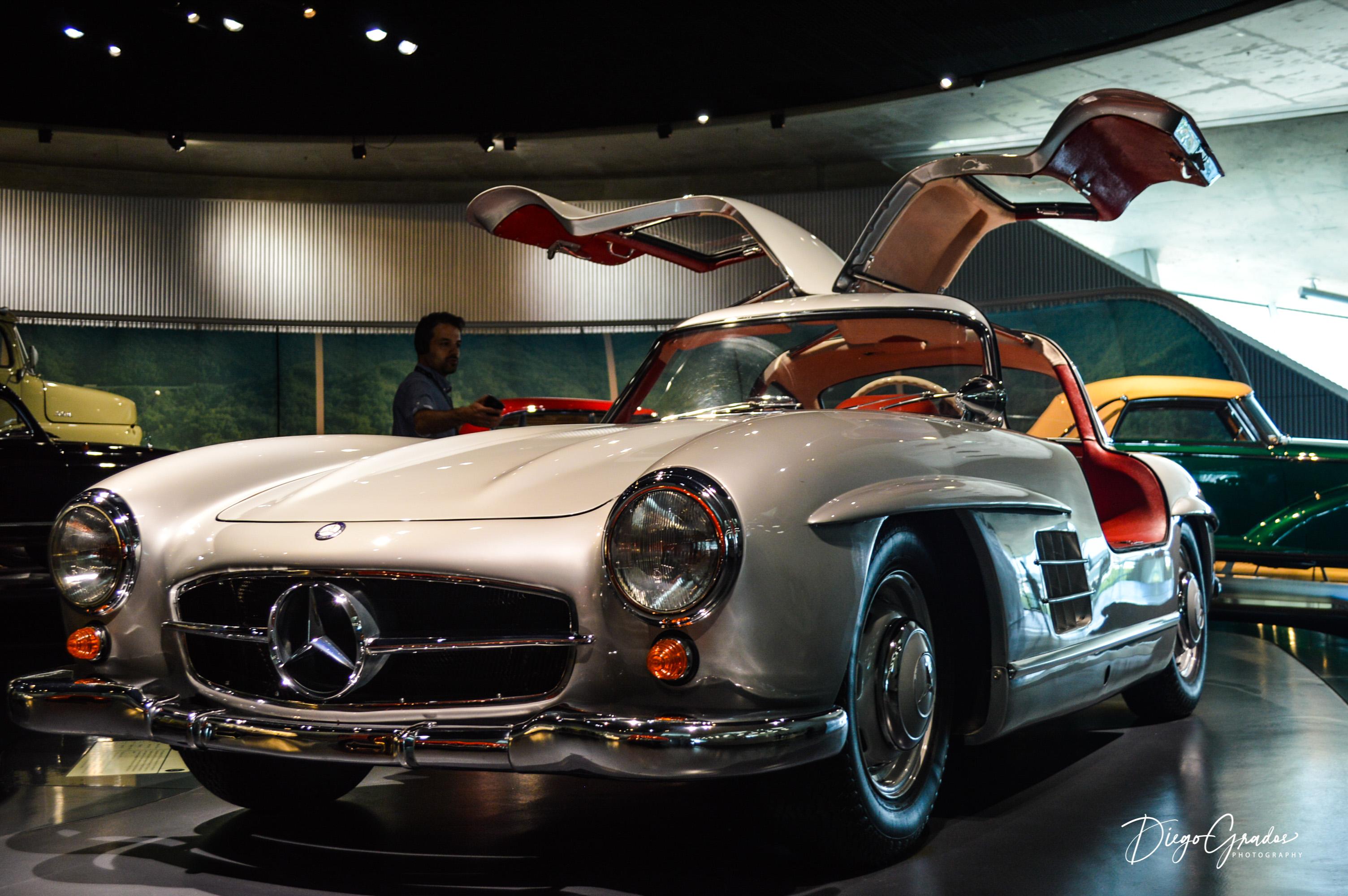 Mercedes-Benz 300 Gullwing