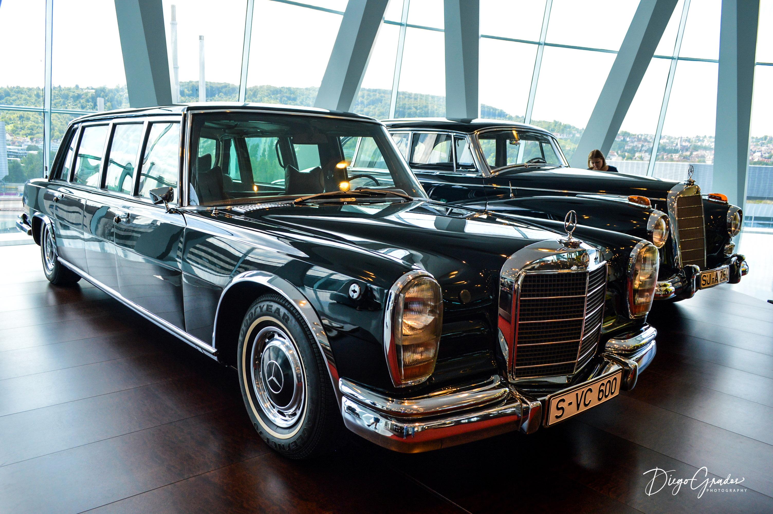 Mercedes-Benz 600 Pullman State Limousine