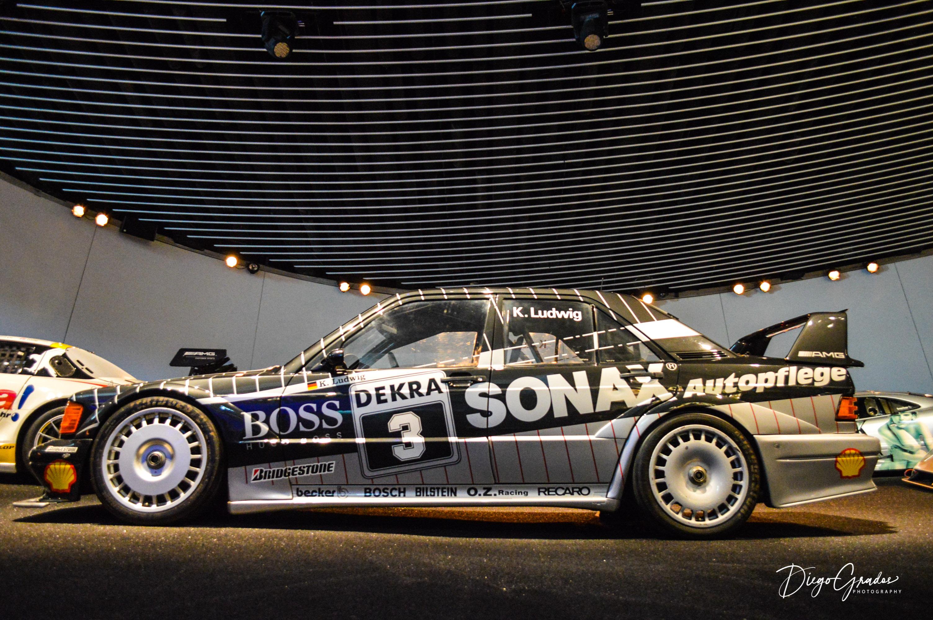 Mercedes-Benz 190 2.5 Evo II