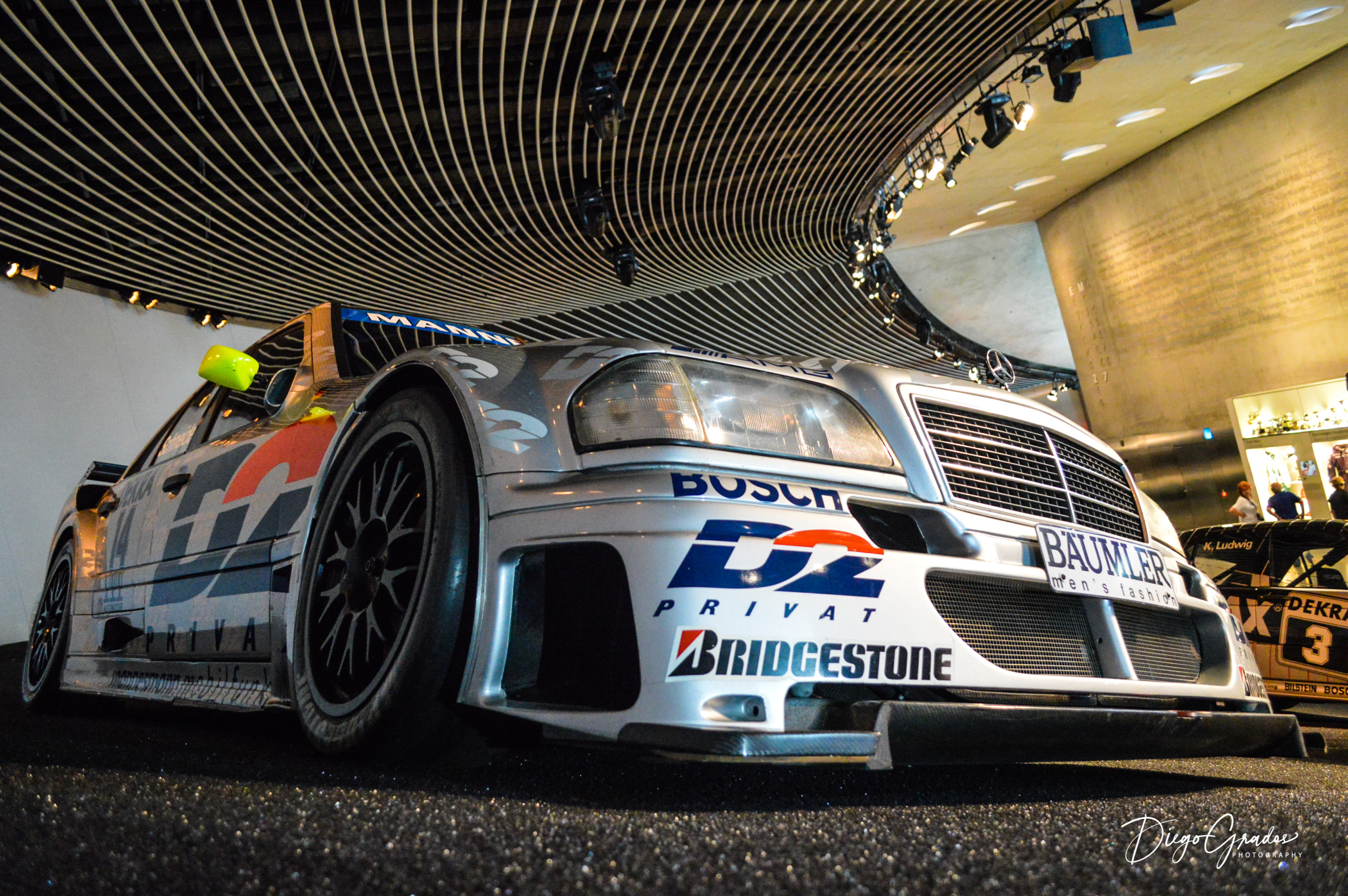 Mercedes C-Class DTM