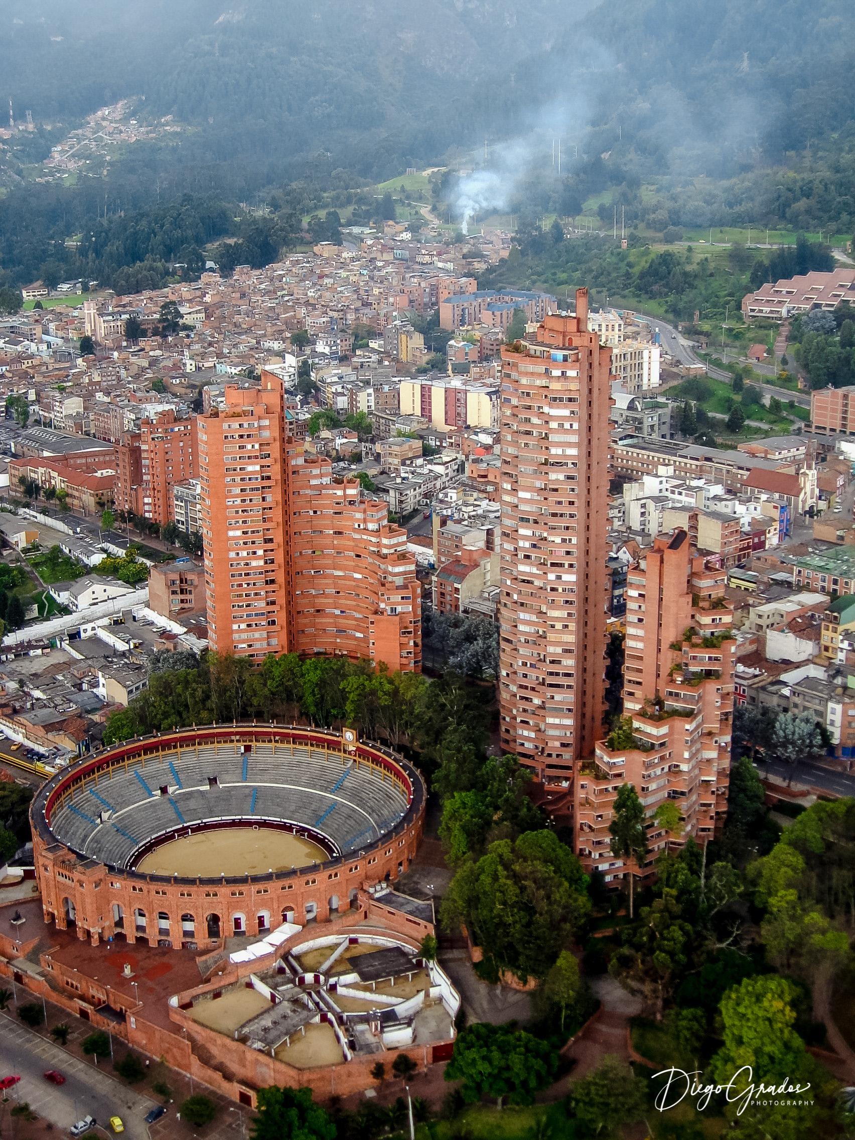 Plaza de Toros de Santamaría