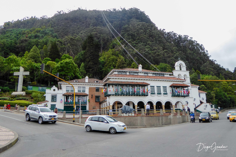 La estación de Monserrate
