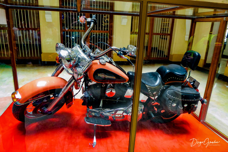 "La Harley de ""Arete"""