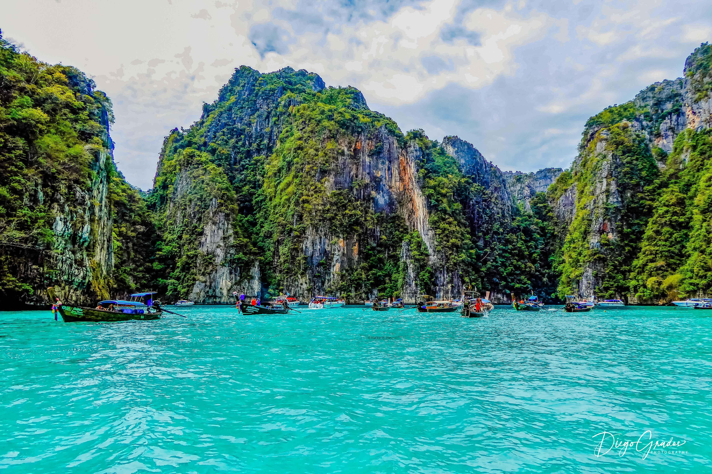 Phi Le Lagoon