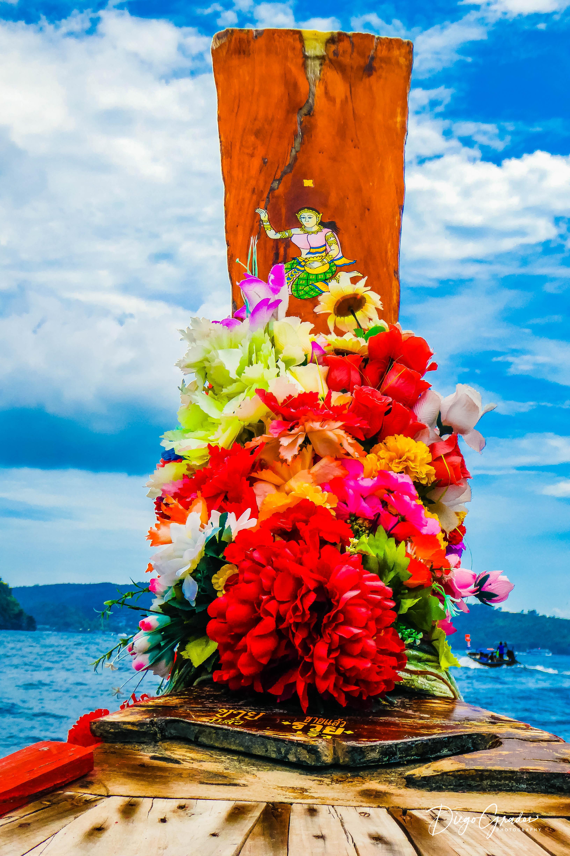 Flores para Mae Ya Nang